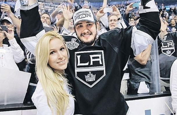 Жена хоккеиста Войнова отказалась выдвигать обвинения