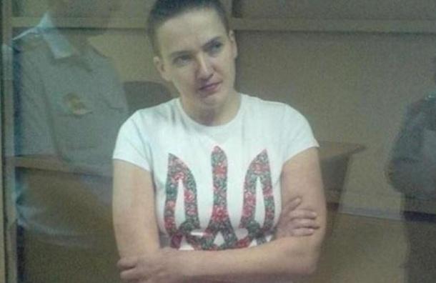 Арест летчицы Савченко продлен до 13 февраля
