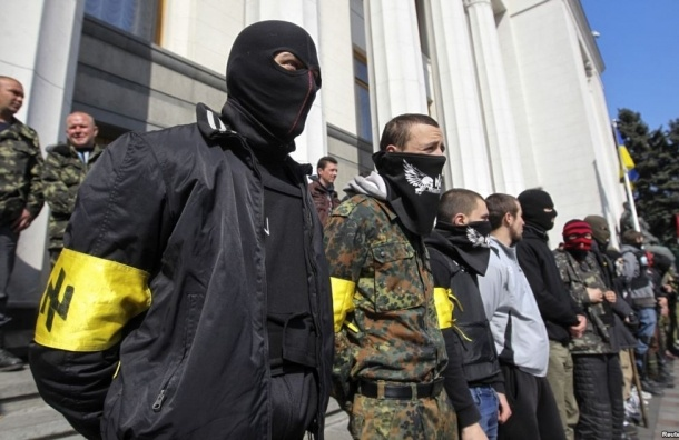 Госдума запретила бандеровскую символику