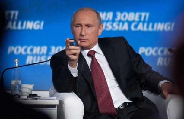 Путин запретил массовые собрания и митинги по ночам