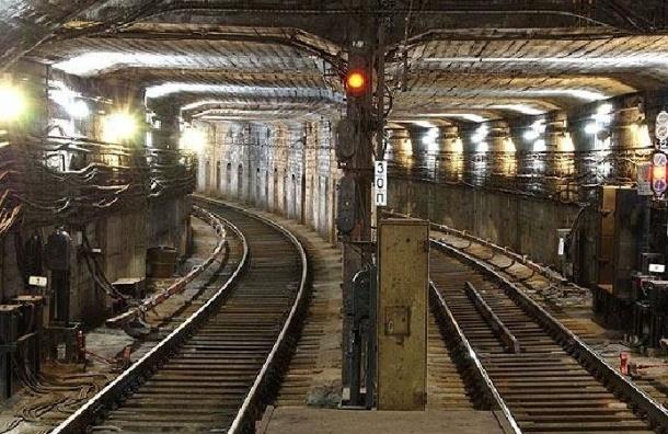 В Петербурге станцию метро закрыли из-за светофоров