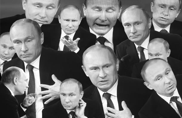 Путин проведет большую пресс-конференцию 18 декабря