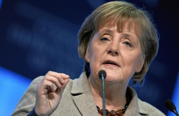 Меркель заявила о необходимости новых антироссийских санкций
