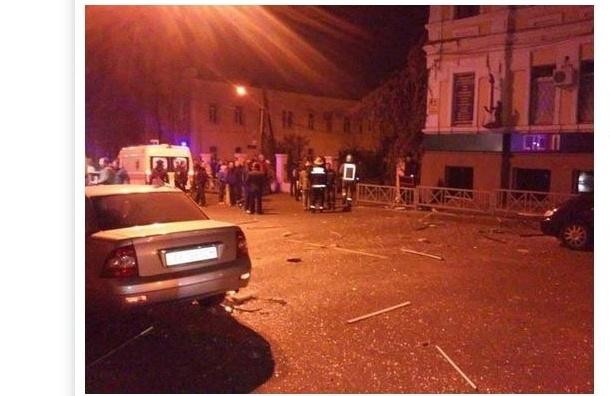 От взрыва в пабе «Стена» в Харькове пострадали 11 человек