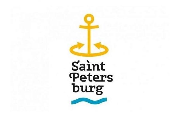 В соцсетях опубликовали логотип Петербурга от студии Лебедева