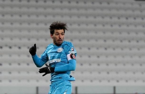 «Зенит» предложит Данни трехлетний контракт