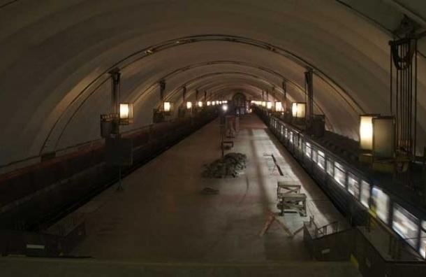 Станция «Лиговский проспект» откроется 3 декабря с неработающим эскалатором