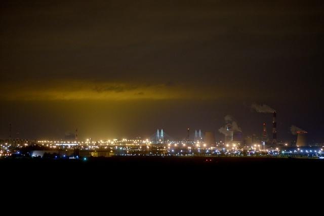 Ночные замеры в Пулковской обсерватории: Фото