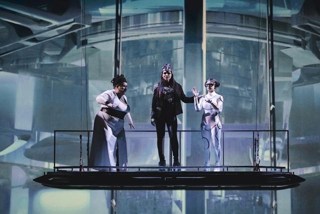 В Петербурге прошли премьерные показы 3D мюзикла «Джульетта и Ромео»: Фото