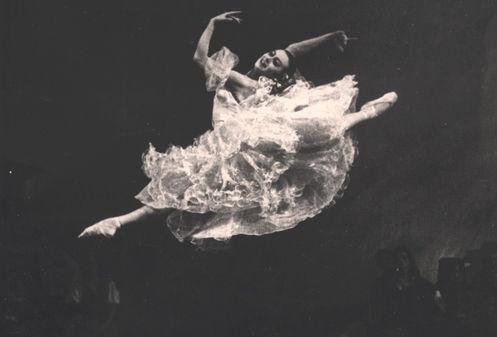 Балерина Нина Тимофеева: Фото