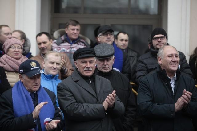 День народного единства, Петербург 2014: Фото