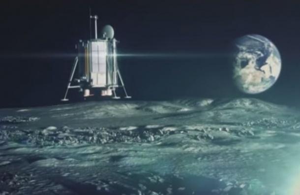 Британский зонд закопает волосы и фото землян на Луне