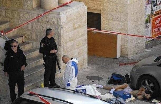 Пять человек погибли при нападении на синагогу в Иерусалиме