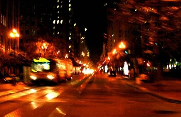 С 15 ноября движение ночных автобусов в Петербурге будет приостановлено