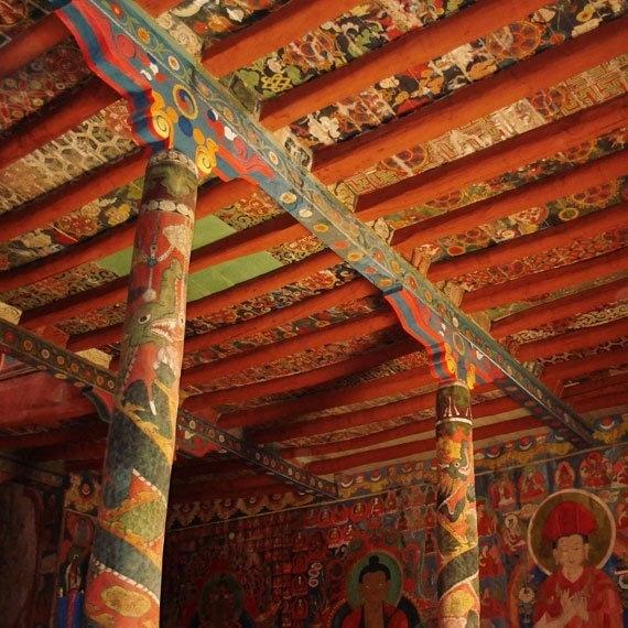 Храм Будды в Ладаке