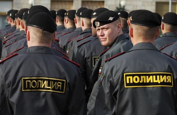 Россия возглавила рейтинг полицейских государств