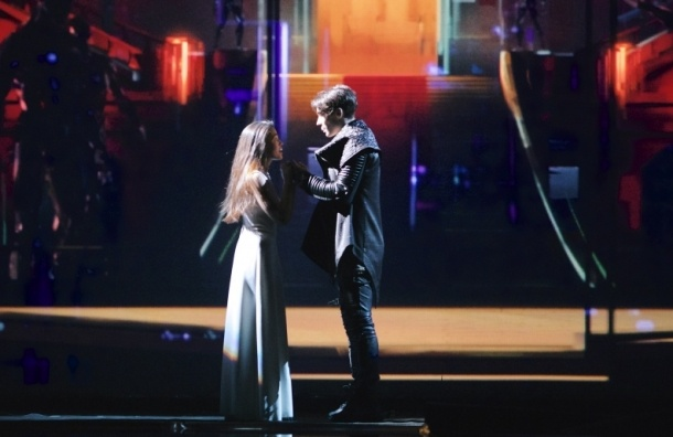В Петербурге прошли премьерные показы 3D мюзикла «Джульетта и Ромео»