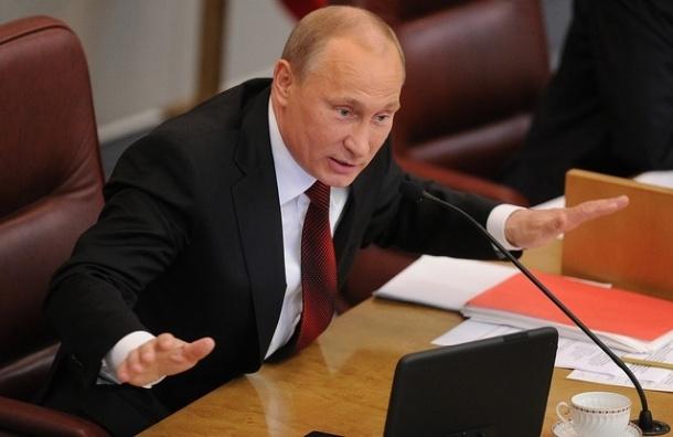Путин запретил «снижать планку» майских указов