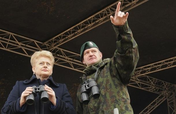 Президент Литвы назвала Россию террористическим государством