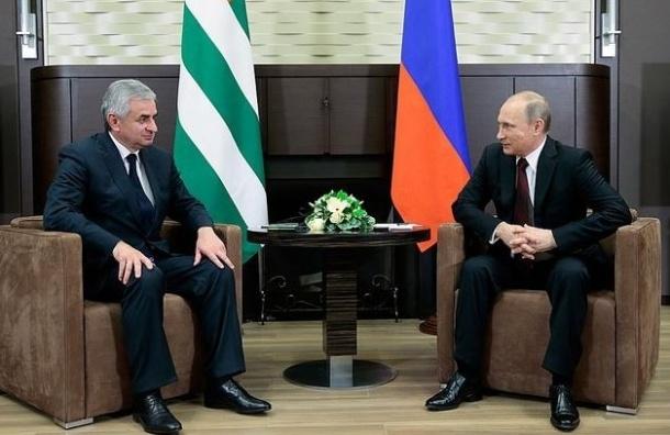 Россия вдвое увеличит финансовую помощь Абхазии