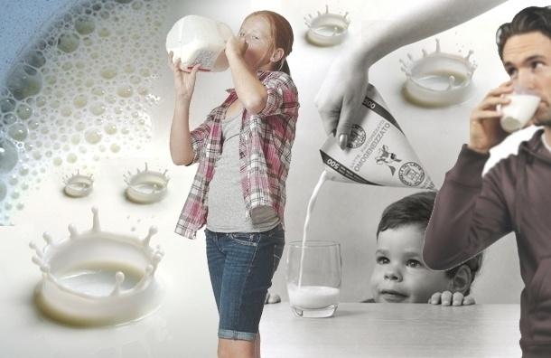 В Петербурге 23,3% молока признали некачественным