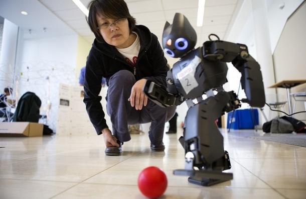 В России появится сборная роботов-футболистов