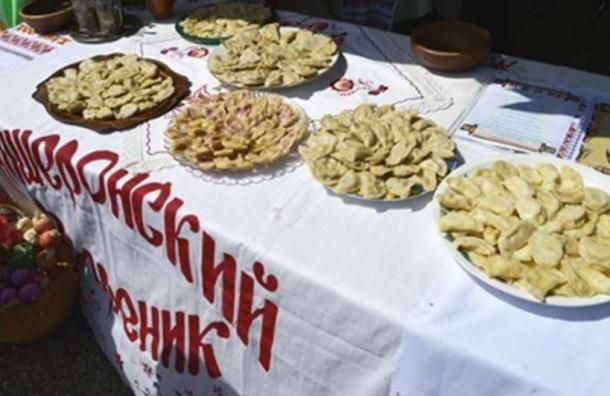 На Украине чемпионка по поеданию вареников умерла на сцене