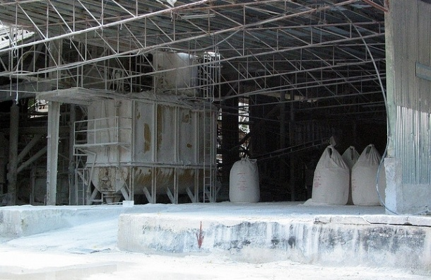 Минсельхоз сообщил о дефиците соли из-за падения поставок из Украины