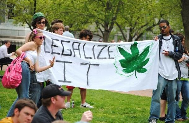 В столице США легализовали марихуану