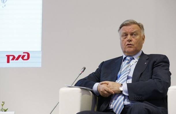 Глава РЖД подтвердил планы строительства дороги в обход Украины