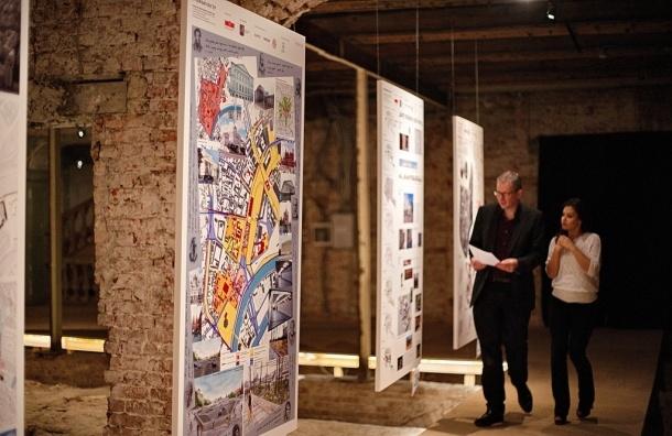 В Петербурге открывается биеннале музейного дизайна