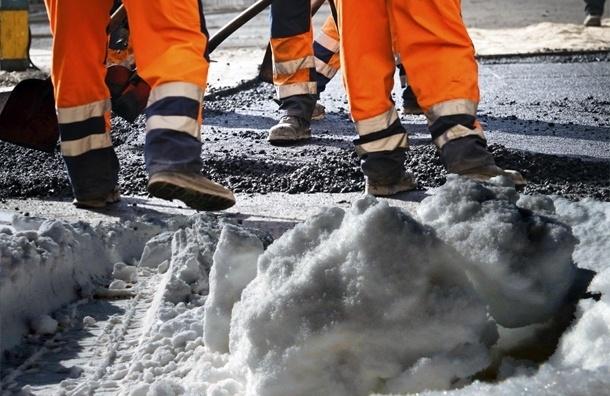 Двойной ремонт дорог проверяет полиция