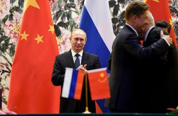 Миллер: Объем поставок газа в Китай может превысить экспорт в Европу