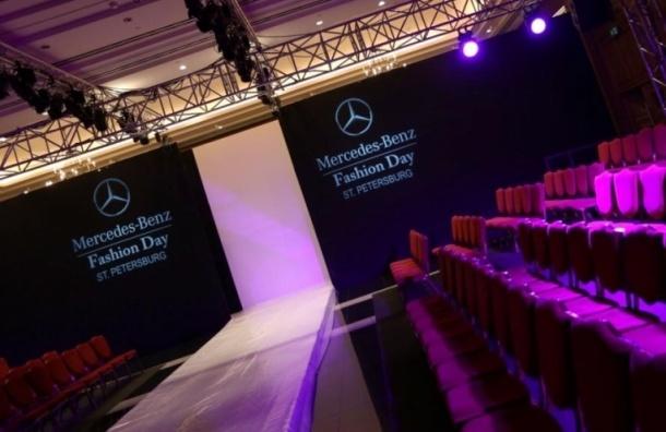 В Петербург на один день переедет московская Mercedes-Benz Fashion week
