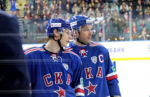 «СКА» обыграл «Сибирь» с минимальным разрывом