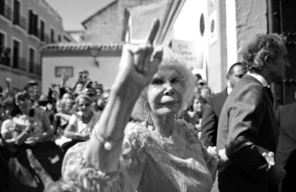 В Испании умерла самая титулованная аристократка в мире