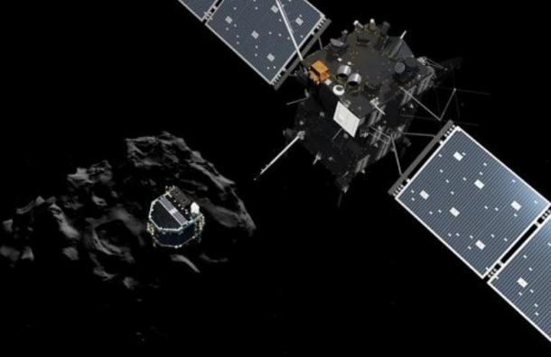 Модуль Philae не смог устойчиво закрепиться на комете