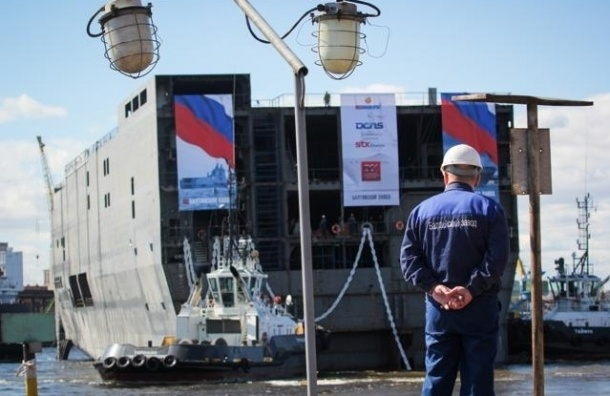 МИД Франции заявил об отсутствии условий поставки «Мистраля» России