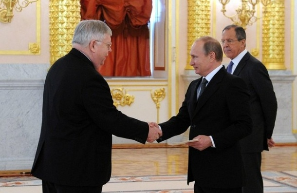 Путин заявил о готовности России к сотрудничеству с США