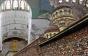 На Васильевском острове рушится храм, в котором тренировался отец Путина