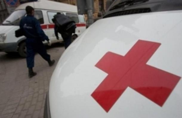 Подросток выбросился из окна в Выборгском районе