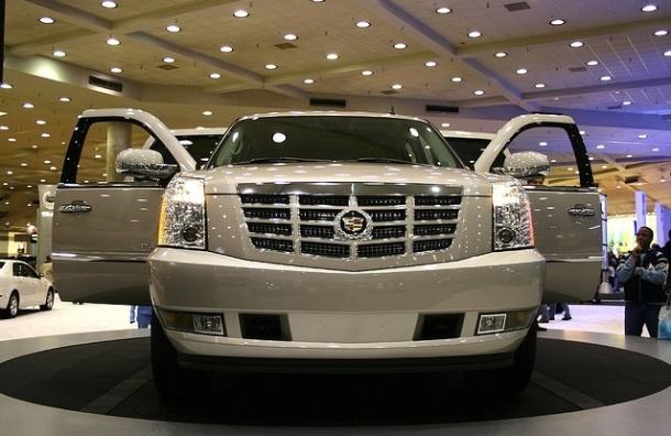 В Петербурге начнут выпускать Cadillac