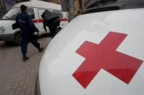 В Петербурге иномарка сбила двухлетнего ребенка
