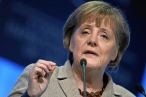 Меркель за новые антироссийские санкции