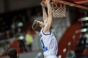 Баскетболисты «Зенита» сыграют с ЦСКА