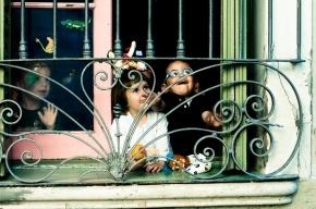 Ученые: В возрасте 7 лет наступает «детская амнезия»