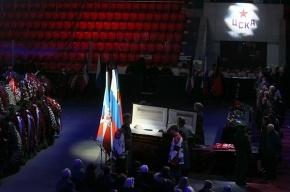 Виктор Тихонов похоронен в Москве