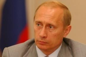 Путин назвал ошибкой указ о блокаде Донбасса