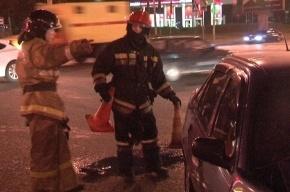 Один человек погиб и 9 пострадали в двух ДТП на трассе «Нарва»