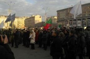 В Москве прошел митинг за свободу слова